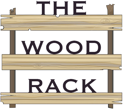 The Wood Rack logo